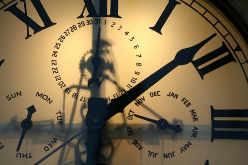 Dreger Clock main face